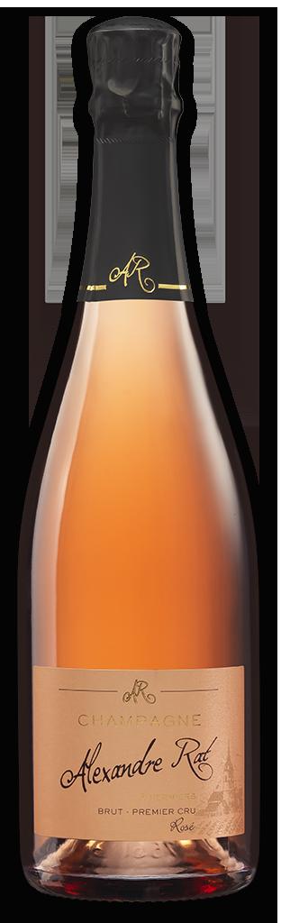 Champagne Alexandre Rat - Cuvée Rosé